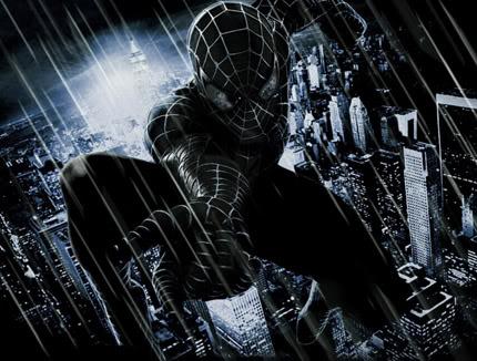 The Amazing Spider-Man: Spider-Man Black Suit/Symbiote Suit