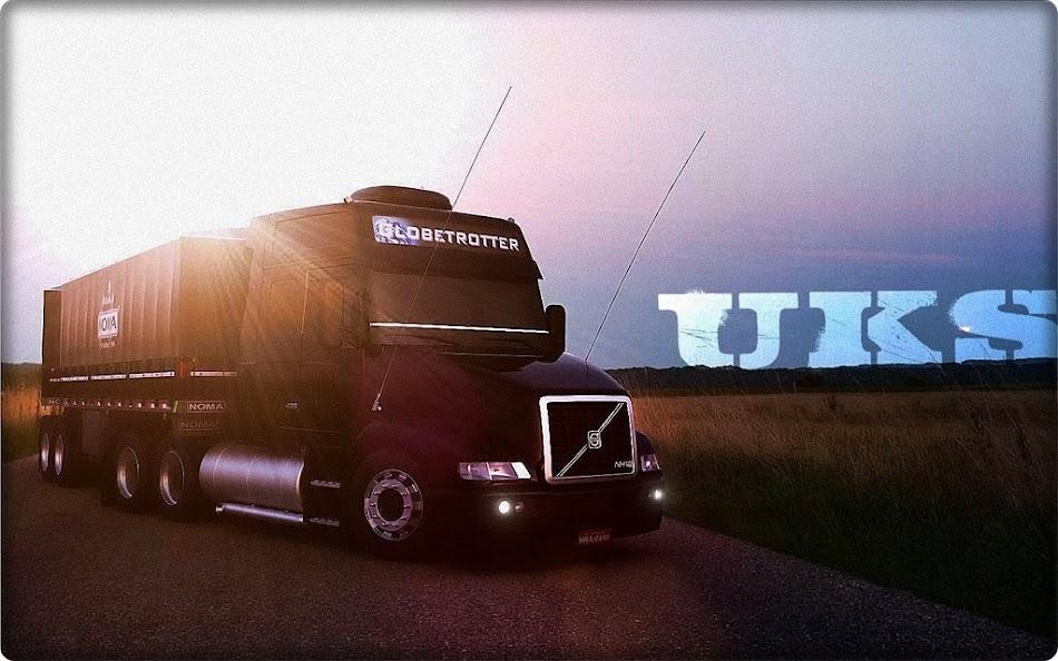 UK Truck Simulator Brasil