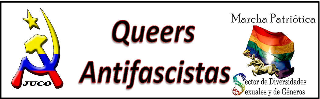 QUEERS ANTIFASCISTAS