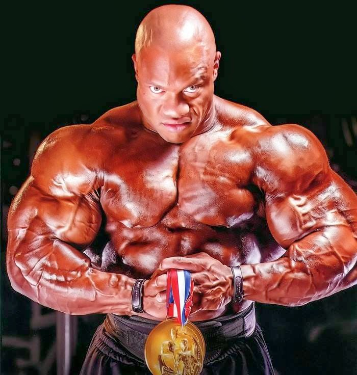 Phil Heath | Muscle Day