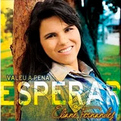 Capa do CD Playback Eliane Fernandes   Valeu a Pena Esperar