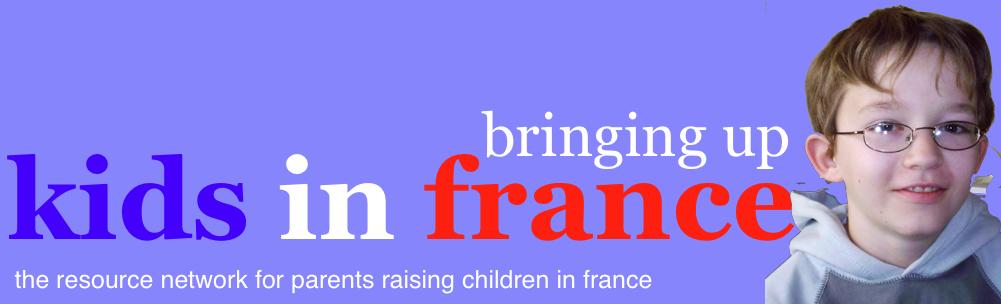kids in france