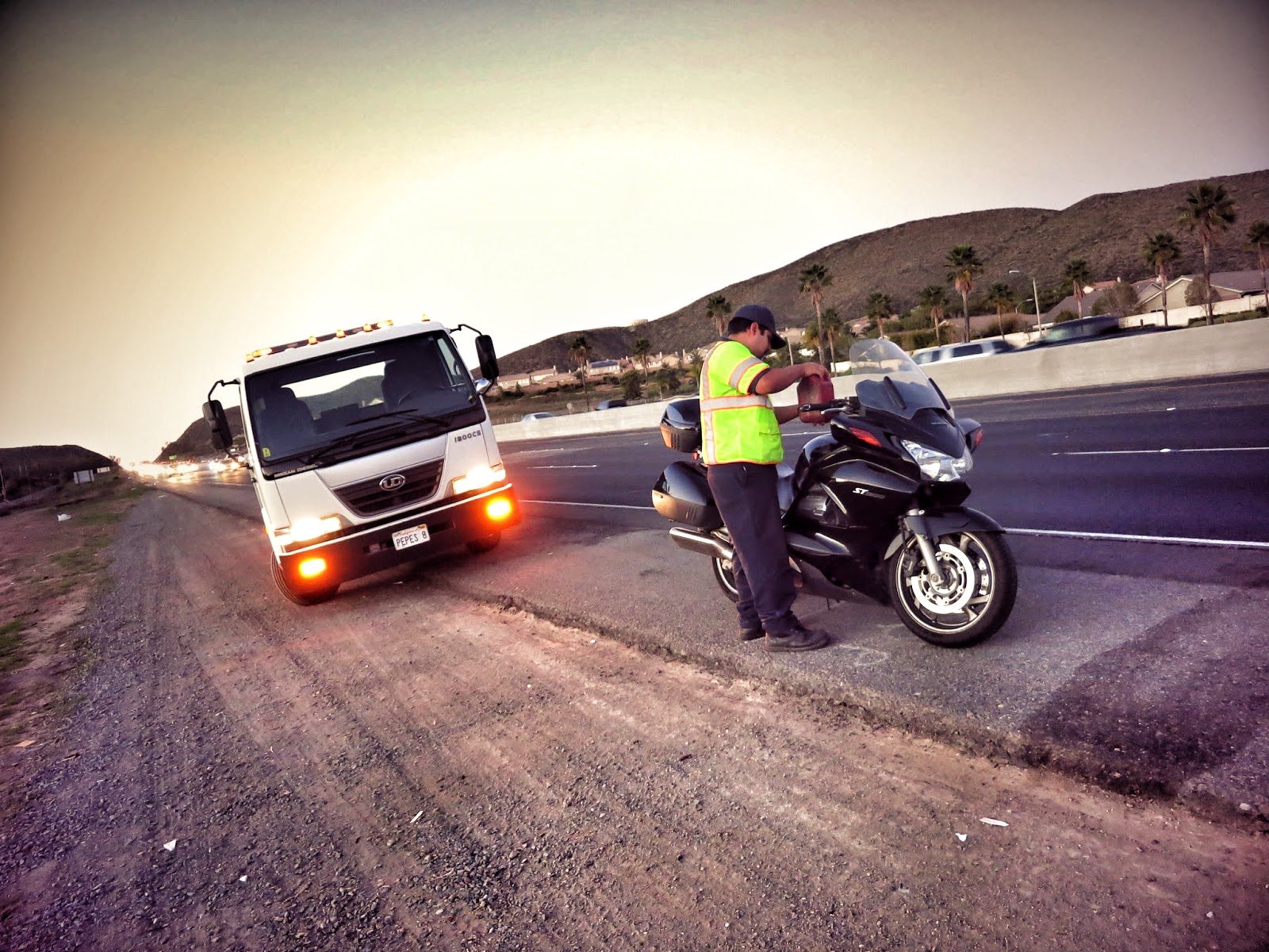motorcycle roadside assistance