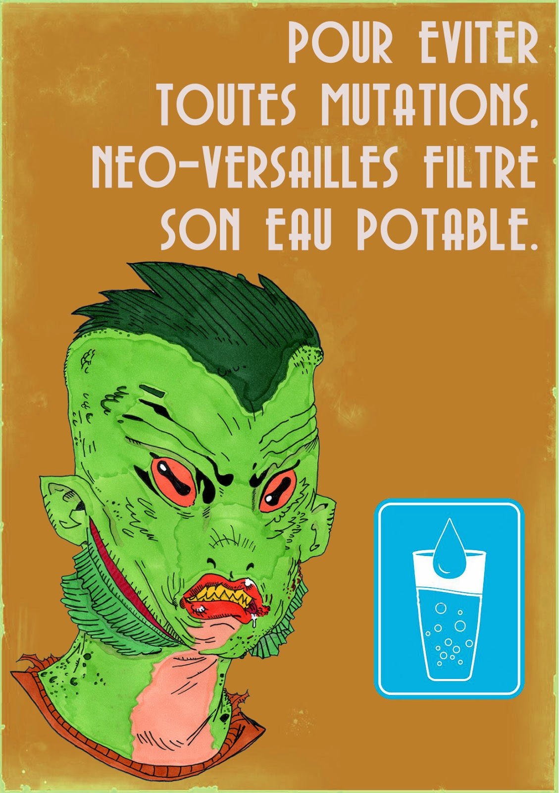 Affiches de propagandes de Neo-Versailles par The Terror Geek Neoversailles4