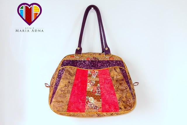 Bolsas do Maria Adna Ateliê, Bolsas em patchwork