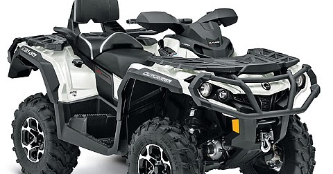 ATV pictures - 2013 Can-Am Outlander MAX LIMITED 1000