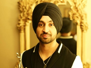 Diljit Dosanjh With CNN Team - Interview