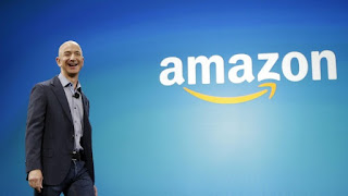 Amazon, CEO Jeff Bezos