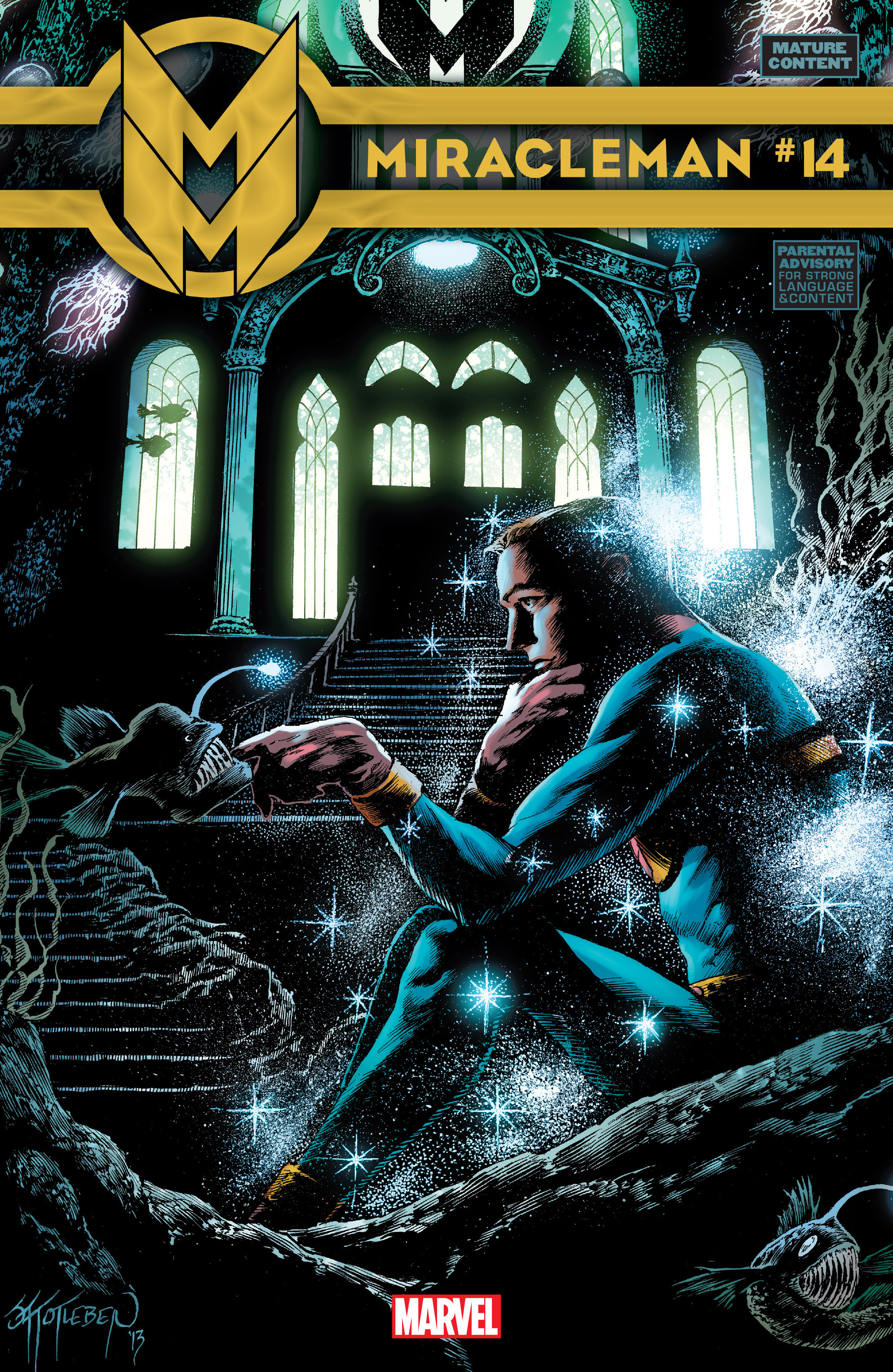 Miracleman (2014) issue 14 - Page 1