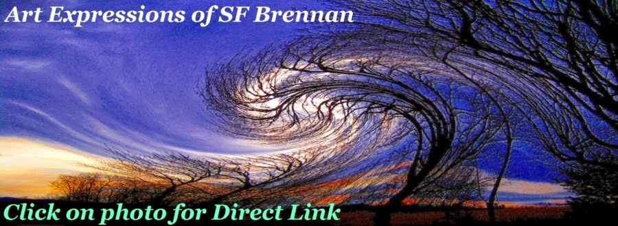 Art & Epressions of SF Brennan