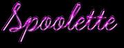 I'm a Spoolette!