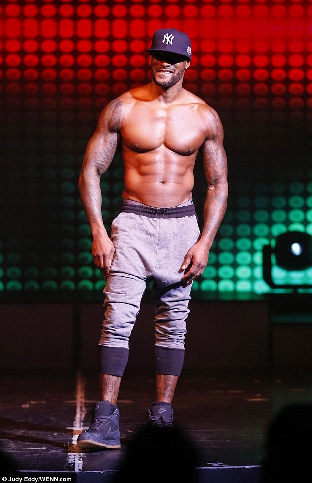 from Titan tyson beckford gay club
