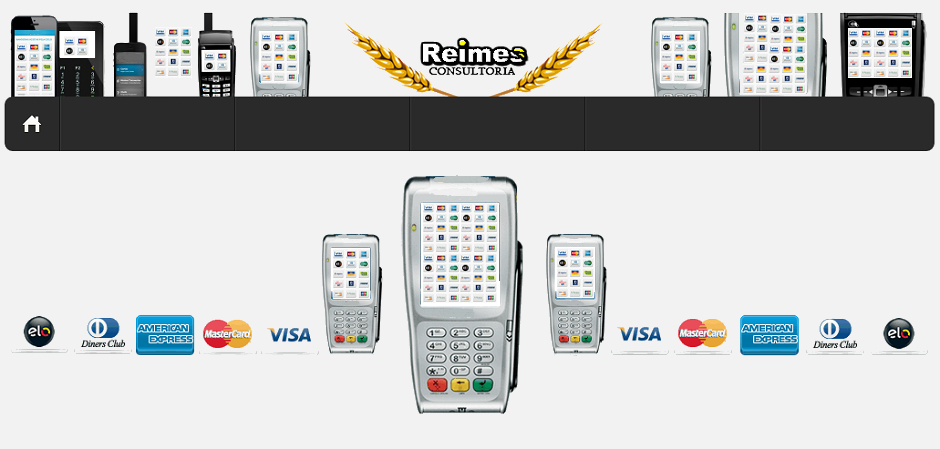 Máquina de Cartão de Crédito Para Pessoa Física e Autonomo