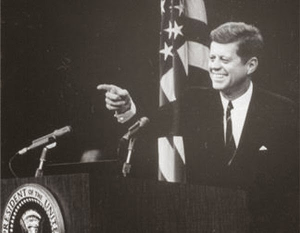 an introduction to the political career of the american president john fitzgerald kennedy