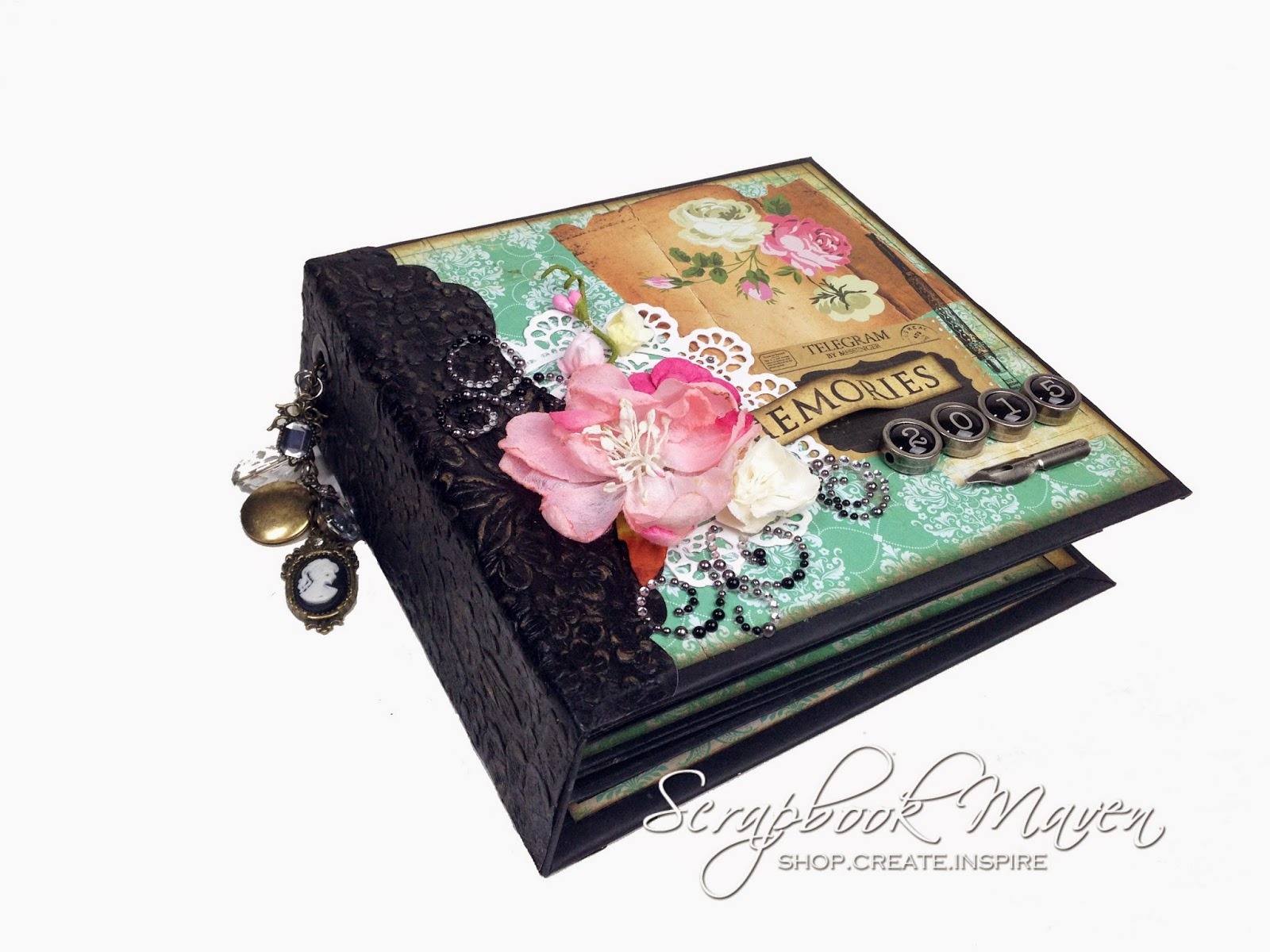 Marion Smith Designs Romance Novel Ch. 2 Scrap Kit available at ScrapbookMaven.com