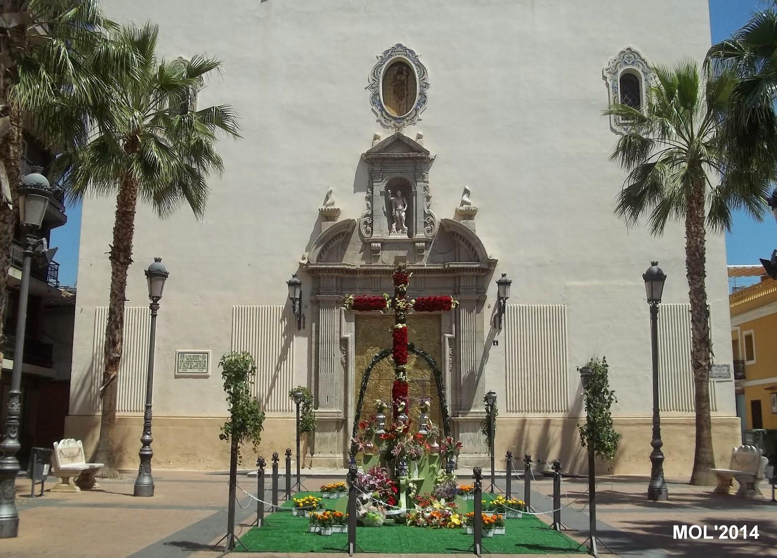 FIESTA DE LA CRUZ DE MAYO, SÁBADO 3 DE MAYO 2014