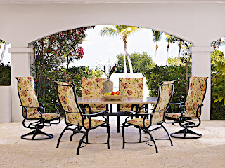 Cleveland Ohio Patio Furniture Preview Cape May Cushion Set