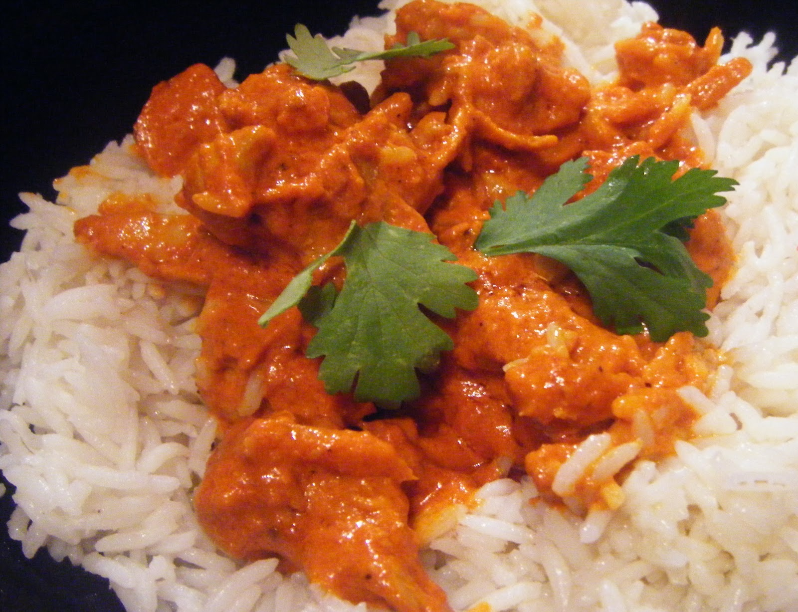 Butter Chicken Recipe — Dishmaps