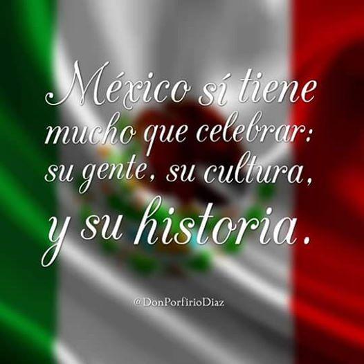 ¡¡¡Festejemos a México!!!