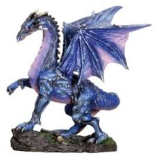 Midnight Dragon Collectible Figurine