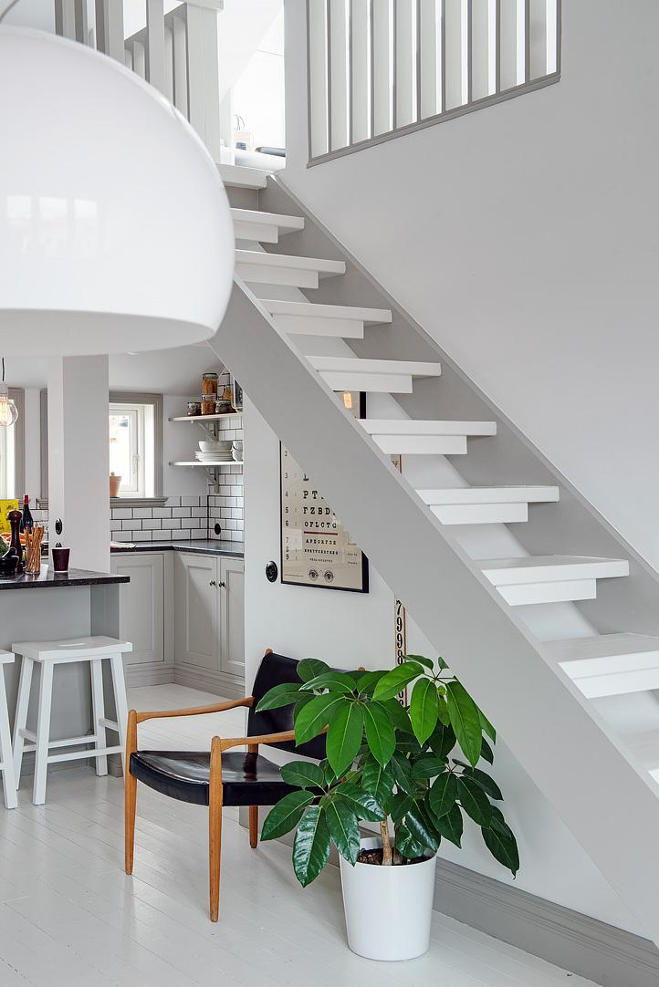 escalera hecha a medida
