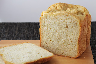 Cookistry: Oat n Yogurt Bread Machine Loaf