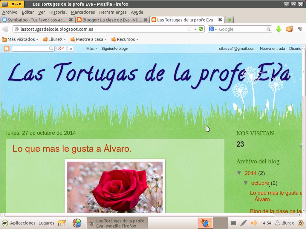 http://lastortugasdelcole.blogspot.com.es/