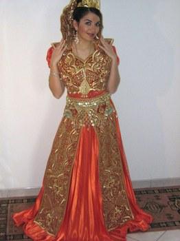 caftan luxe karakou algerois اللباس التقليدي الجزائري la tenue traditionnelle alg 233 rienne