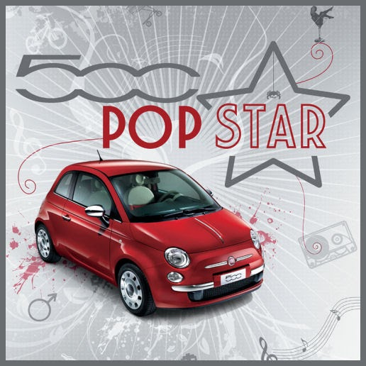 5ooblog fiat 5oo new fiat 500 pop star. Black Bedroom Furniture Sets. Home Design Ideas