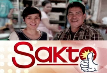 Amy Perez and Marc Logan for Sakto