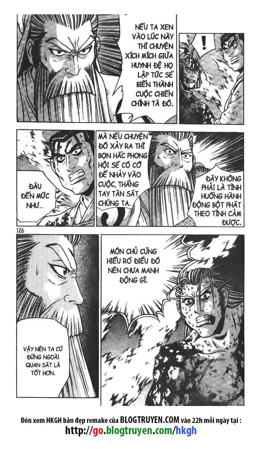 Hiệp Khách Giang Hồ chap 219 Trang 13 - Mangak.info