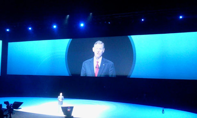 Ford CEO Alan Mulally will give a Keynote at IFA 2013 in Berlin