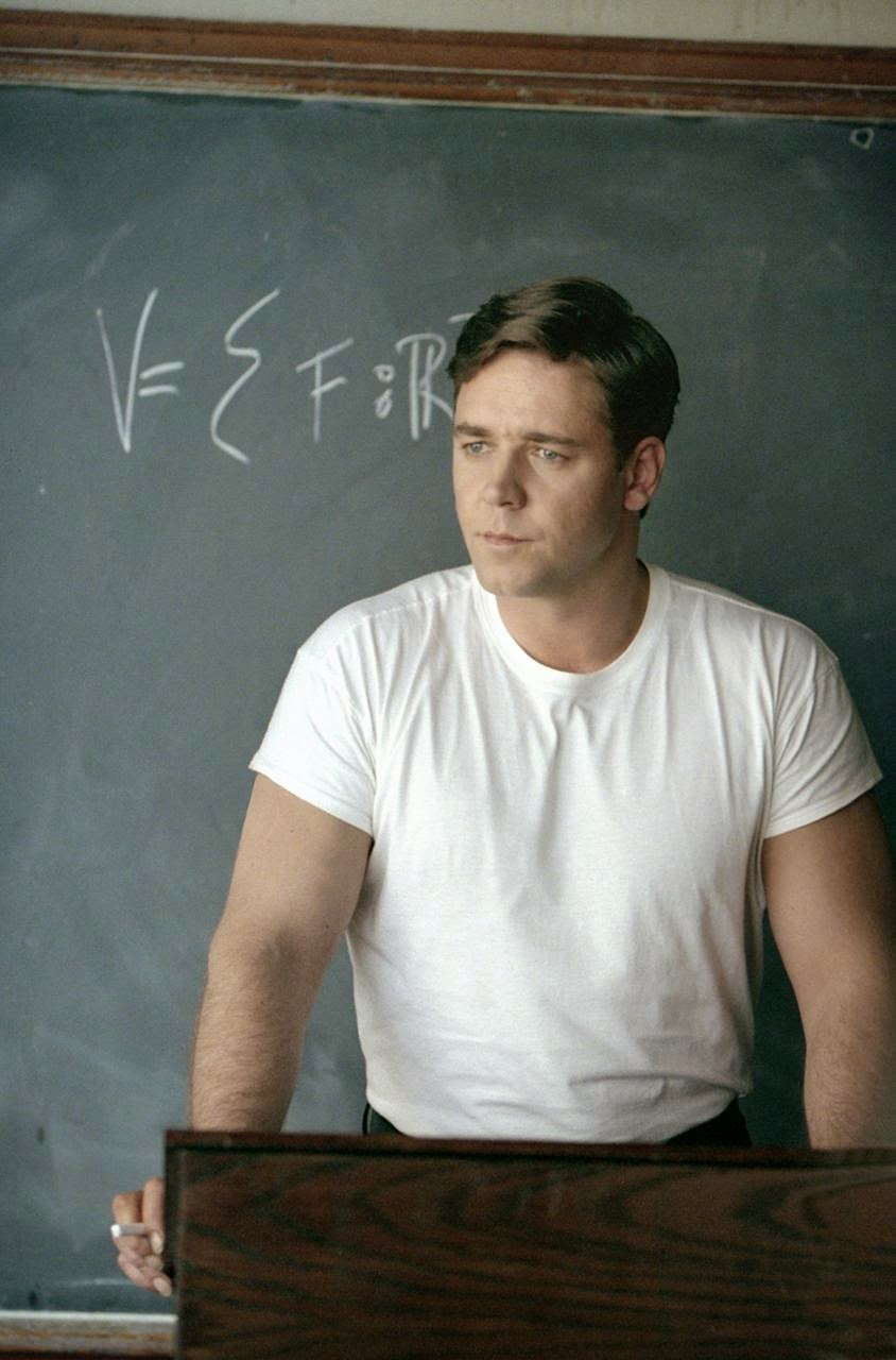 a beautiful mind russel crowe