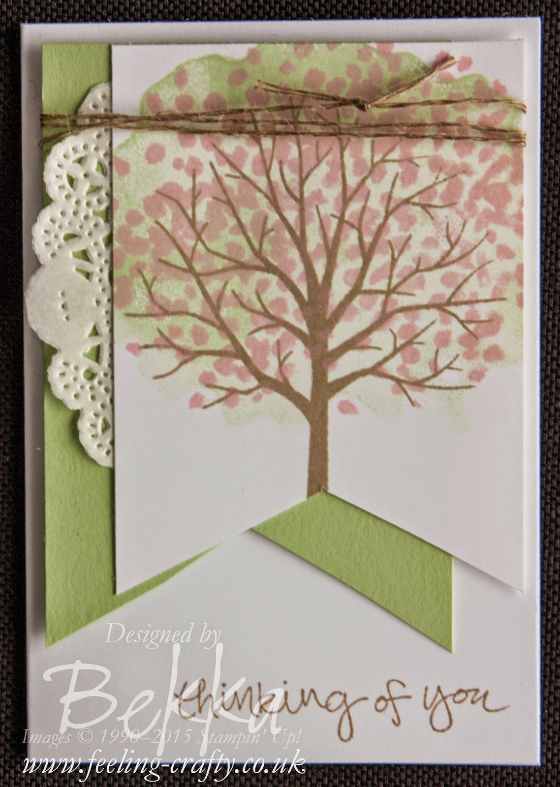 Sheltering Tree Note Card and Variations - Check them out here