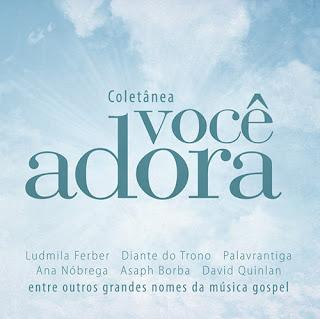 Coletânea Você Adora 2013 capa