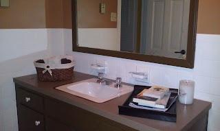 Bathroom renovation for under $100