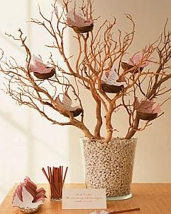 Multinotas decoraci n navide a ramas secas for Decoracion con ramas secas
