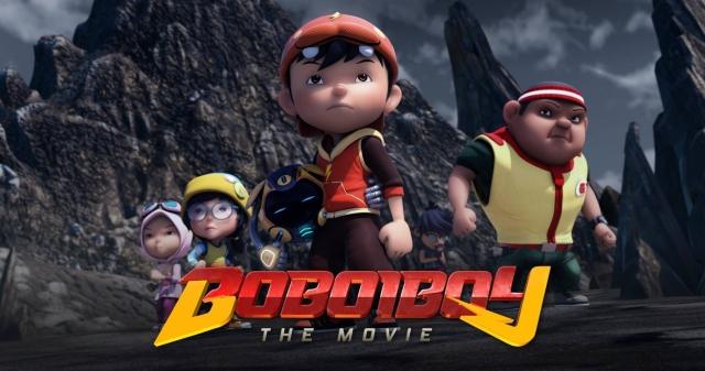 BoBoiBoy Phiêu Lưu Ký, BoBoiBoy The Movie