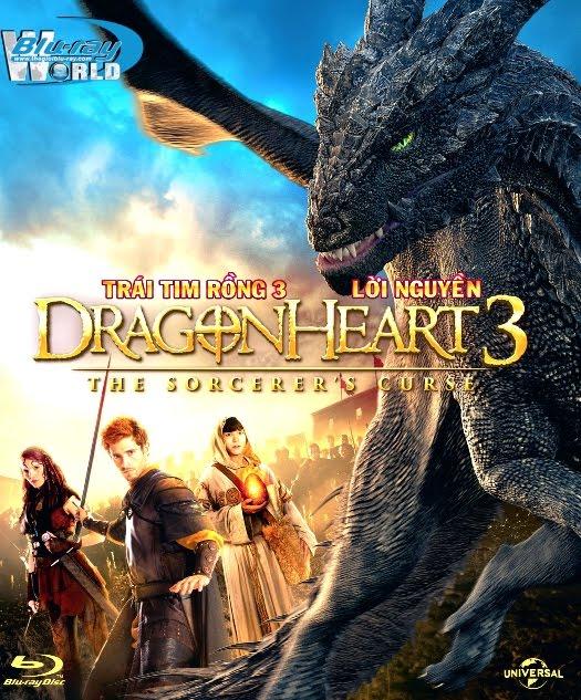 Trái Tim Rồng 3: Lời Nguyền - Dragonheart 3: The Sorcerer's Curse