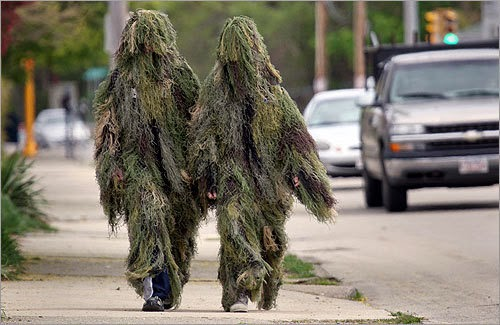 Urban Ghillie Suit