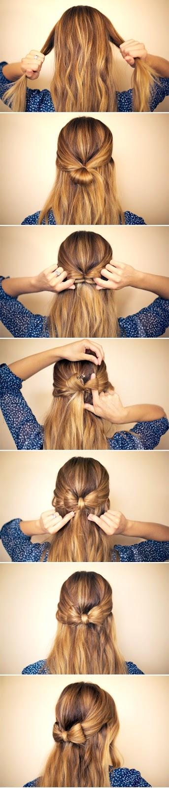 Прически на маленькие волосы своими руками