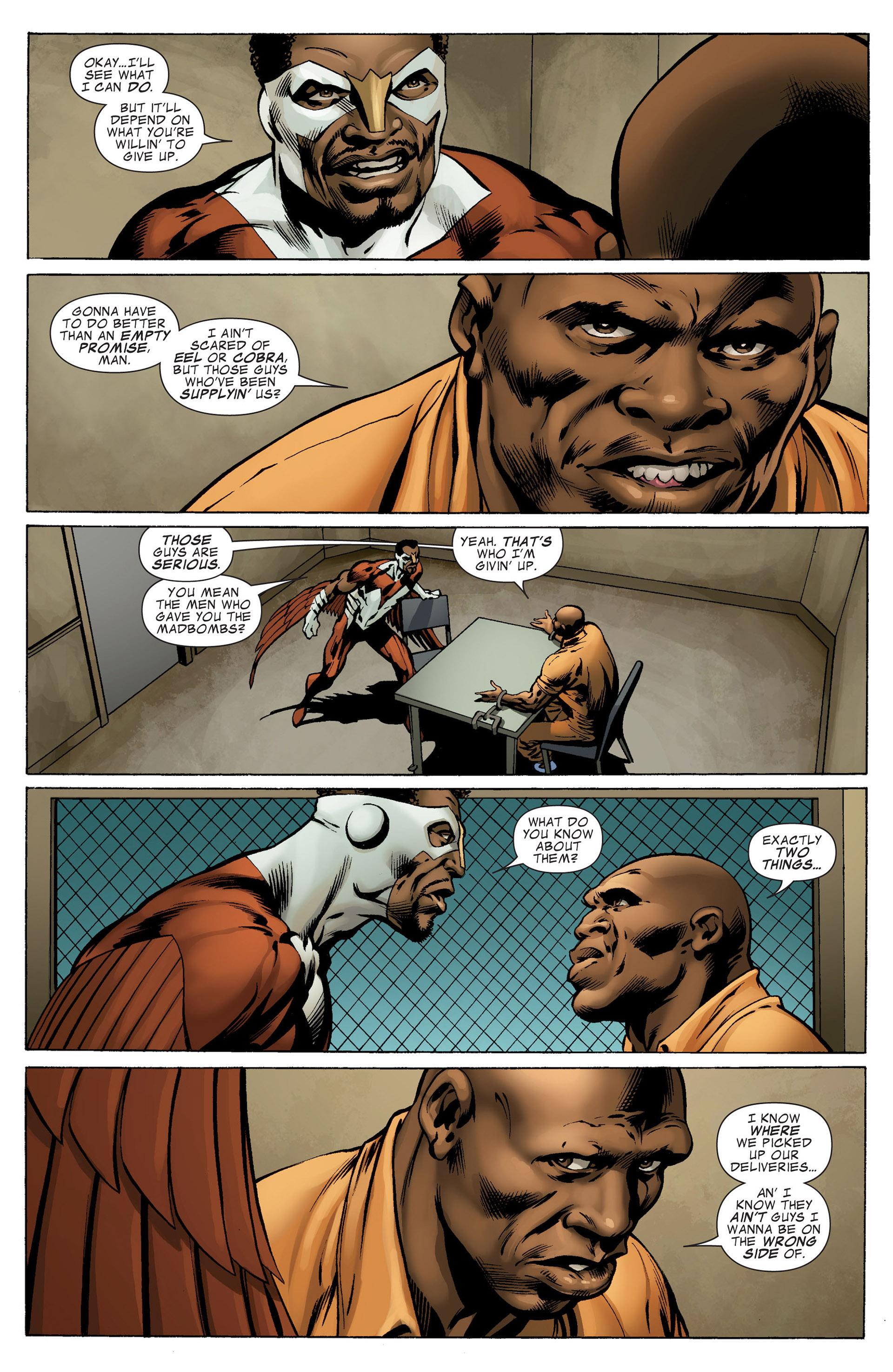 Captain America (2011) Issue #9 #9 - English 9