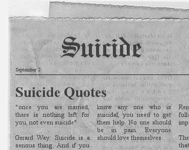 Suicidal Quotes About Love Adorable Suicide Quotes Everyone Love Telling God I Quit  Quotes  Health