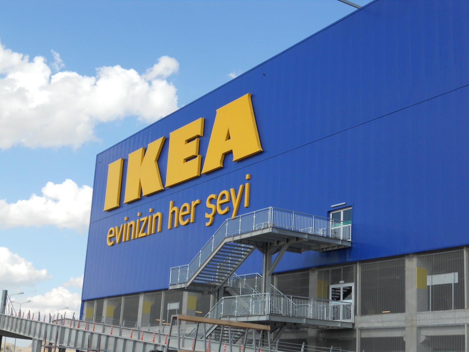 Ikea ankara ikea in ankara turkey - Ikea wanduhr turkis ...