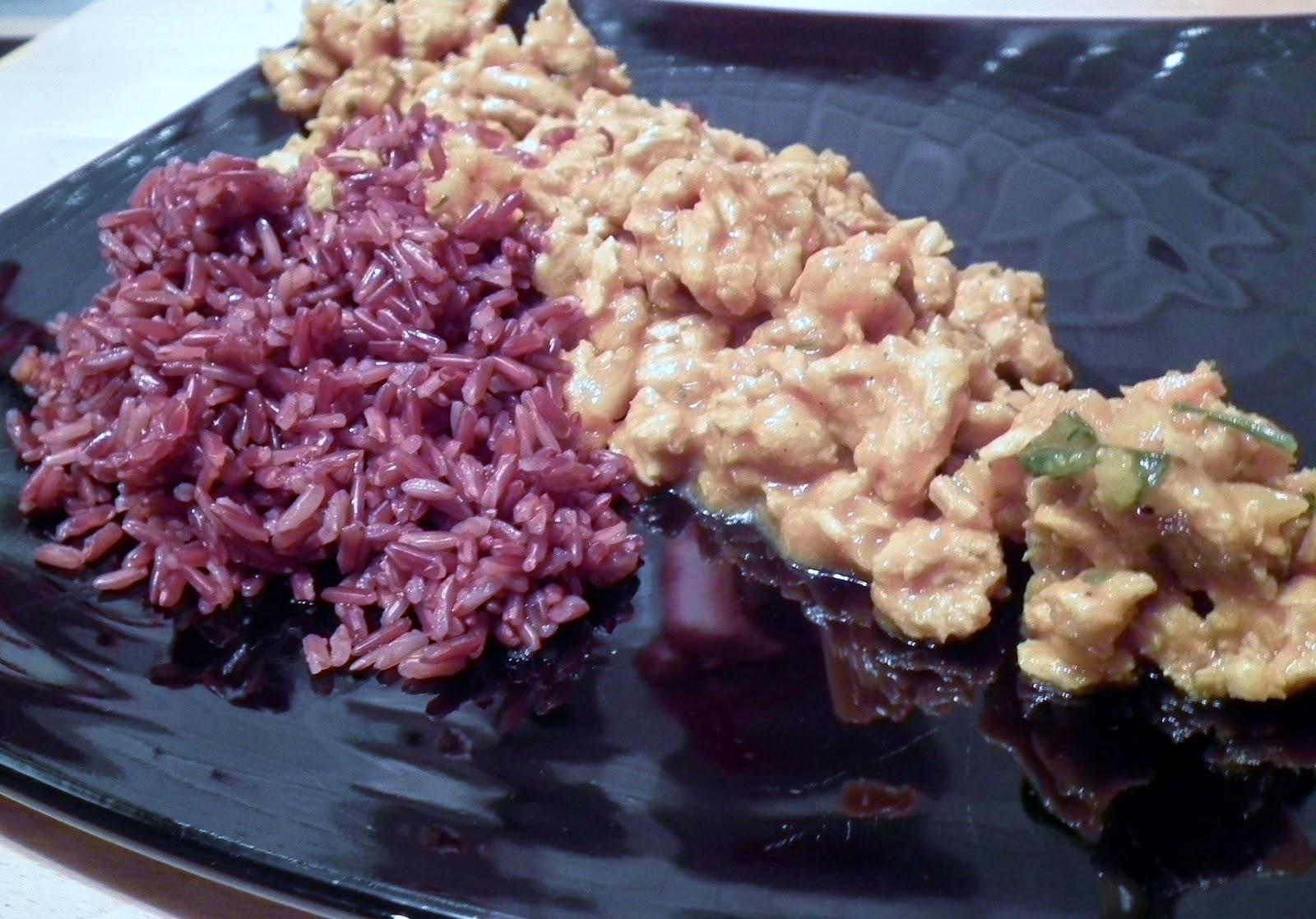 bocconcini di soia al curry