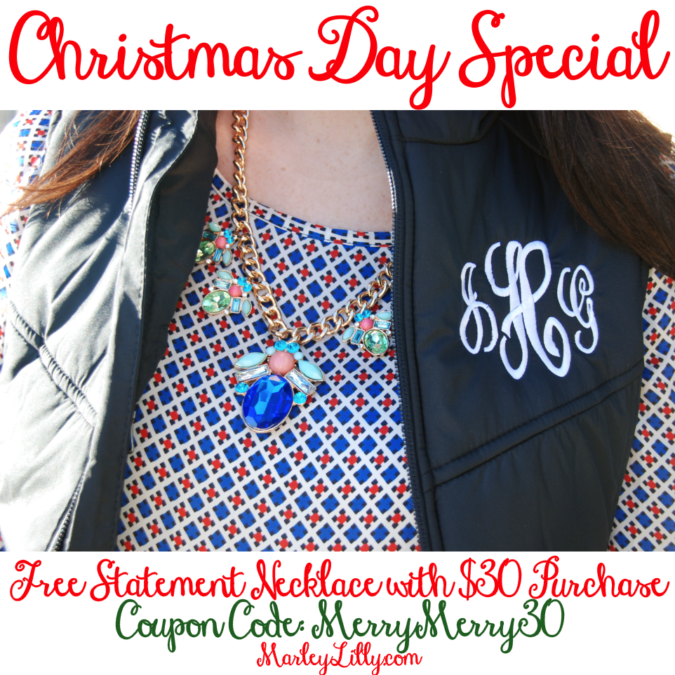 Coupon code for marley lilly