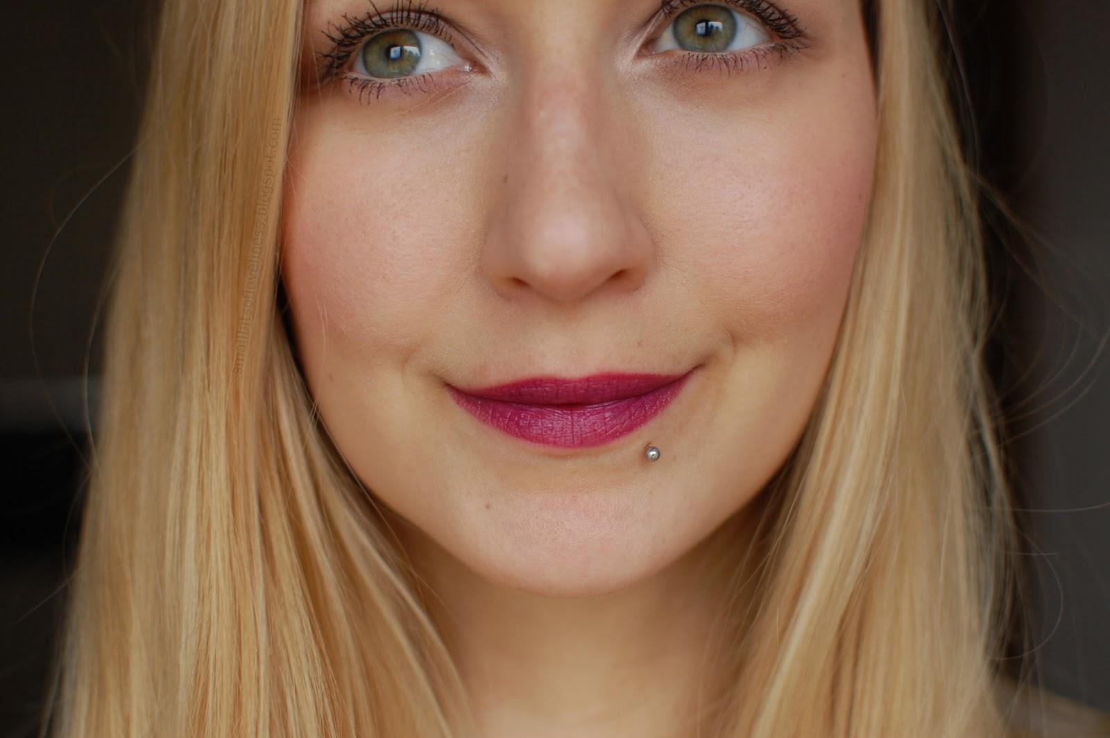 Makeup with Ilia Lipstick Ink Pot