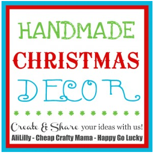 Handmade Christmas Decor