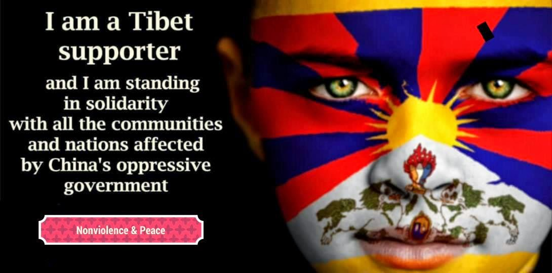 Welcome, I am Tibet supporter