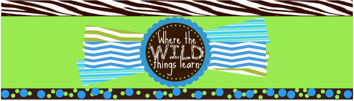 Where the Wild Things Learn